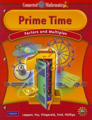 Connected Mathematics Grade 6 Student Edition Prime Time 9780133661040