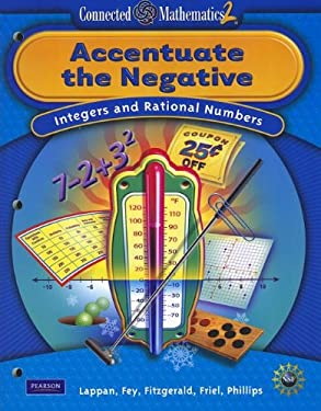 Connected Mathematics Grade 7 Student Edition Accentuate the Negative 9780133661415