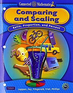 Connected Mathematics Grade 7 Student Edition Comparing and Scaling 9780133661408
