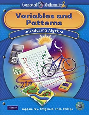 Connected Mathematics Grade 7 Student Edition Variables and Patterns 9780133661378