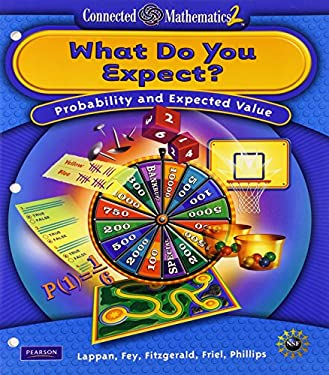 Connected Mathematics Grade 7 Student Edition What Do You Expect 9780133661446