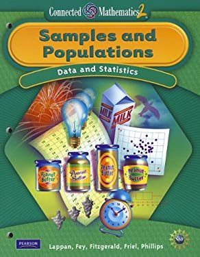 Connected Mathematics Grade 8 Student Edition Samples and Populations 9780133661576