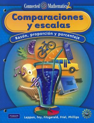 Connected Mathematics Spanish Grade 7 Student Edition Comparing and Scaling 9780133661699
