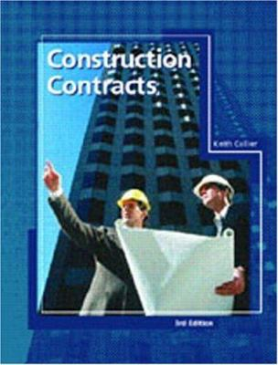 Construction Contracts 9780137559275