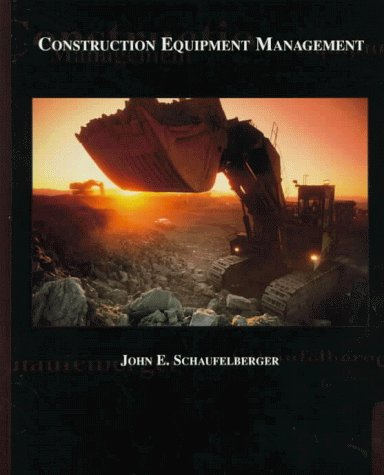 Construction Equipment Management 9780137162673
