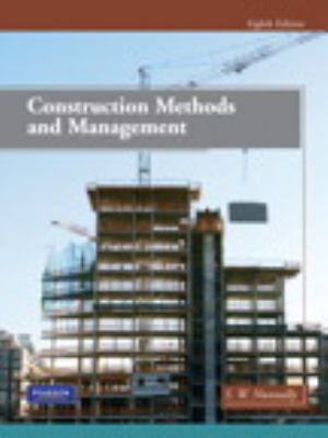 Construction Methods and Management 9780135000793