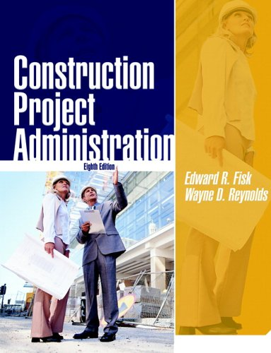 Construction Project Administration 9780130993052
