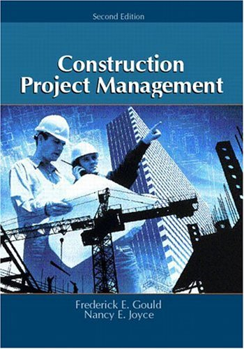 Construction Project Management 9780130480545