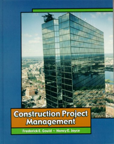 Construction Project Management 9780136958598