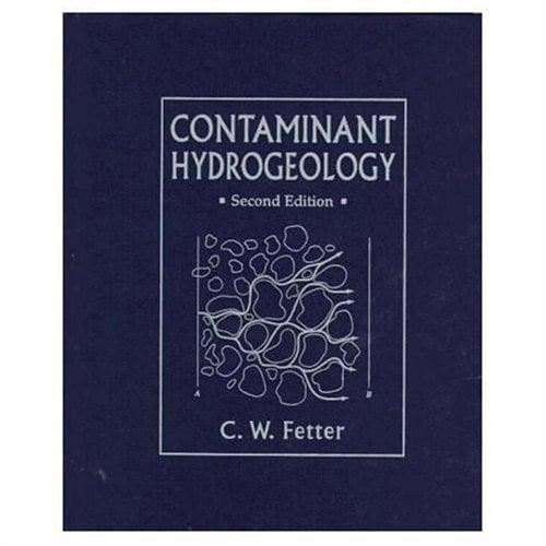 Contaminant Hydrogeology 9780137512157