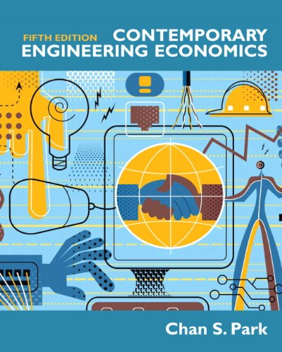 Contemporary Engineering Economics 9780136118480