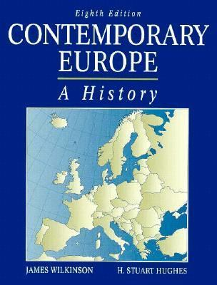 Contemporary Europe: A History 9780132918404