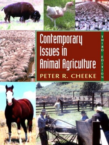 Contemporary Issues in Animal Agriculture 9780131125865