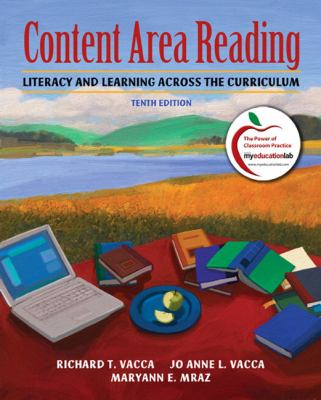 Content Area Reading: Literacy and Learning Across the Curriculum 9780137035113