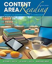 Content Area Reading: Literacy and Learning Across the Curriculum 21140843