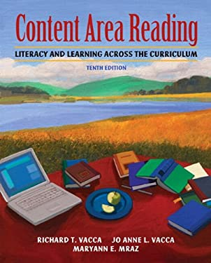Content Area Reading: Literacy and Learning Across the Curriculum 9780132779401