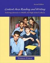 Content Area Reading and Writing: Fostering Literacies in Middle and High School Cultures 379506