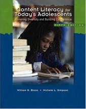 Content Literacy for Today's Adolescents: Honoring Diversity and Building Competence 379149