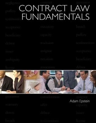 Contract Law Fundamentals 9780131147485