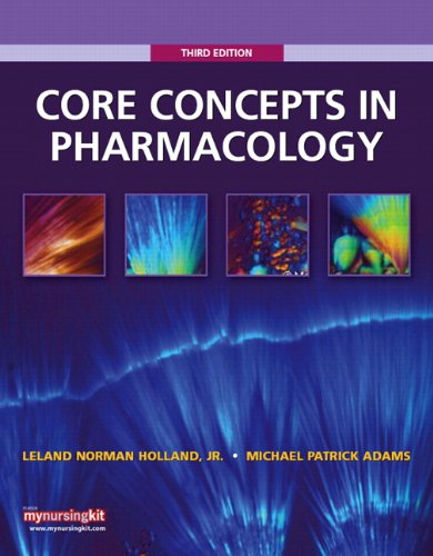 Core Concepts in Pharmacology [With Access Code] 9780135077597