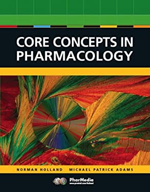 Core Concepts in Pharmacology [With CDROM] 9780131714731