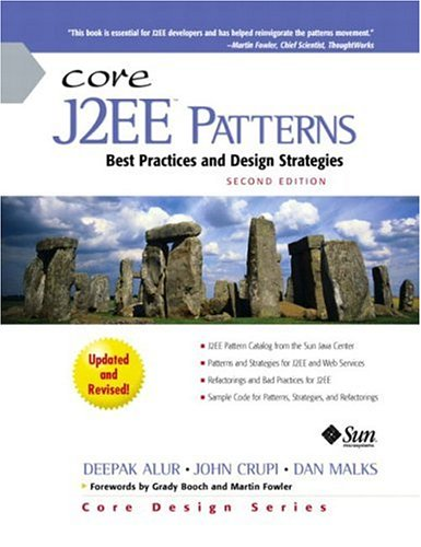Core J2ee Patterns: Best Practices and Design Strategies 9780131422469