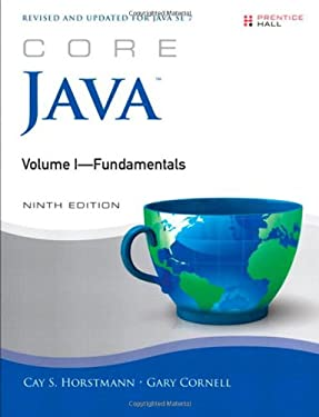 Core Java, Volume I And II (9th Edition) 2013