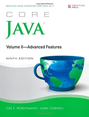 Core Java, Volume II--Advanced Features 9780137081608