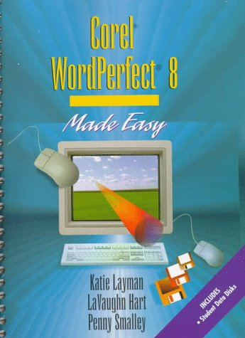 Corel WordPerfect 8 Made Easy 9780130800800