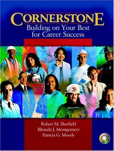 Cornerstone Building on Your Best for Career Success [With CDROM Video Cases] 9780132197618