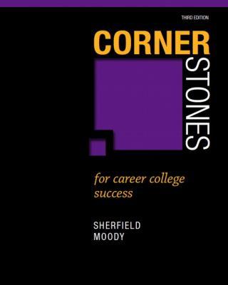 Cornerstones for Career College Success 9780132789356