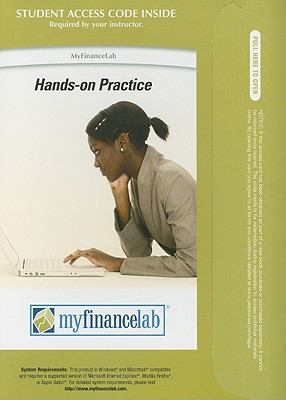 Corporate Finance Hands-On Practice Student Access Code: The Core 9780132491051