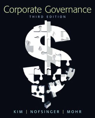 Corporate Governance 9780136096986