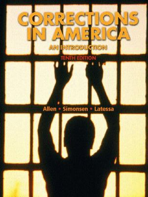 Corrections in America [With CD (Audio)] 9780131525603