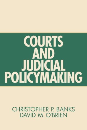 Courts and Judicial Policymaking 9780131443495