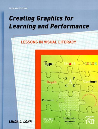 Creating Graphics for Learning and Performance: Lessons in Visual Literacy 9780132191586