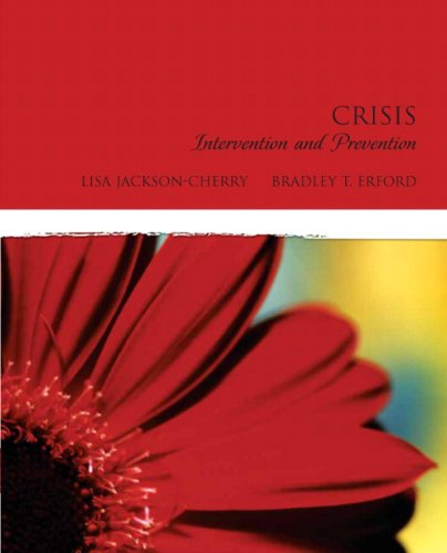 Crisis Intervention and Prevention 9780132431774