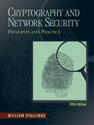Cryptography and Network Security: Principles and Practice 9780136097044