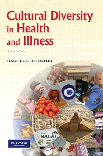 Cultural Diversity in Health and Illness 9780135035894