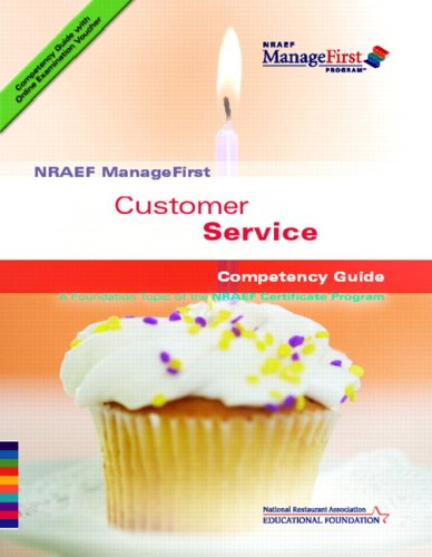 Customer Service: Competency Guide 9780131589131