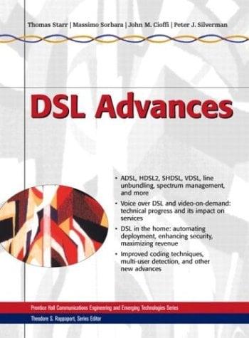 DSL Advances 9780130938107
