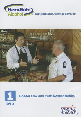 Alcohol Law and Your Responsibilty 9780131557246