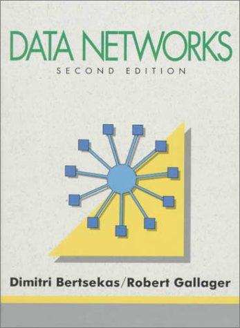 Data Networks 9780132009164