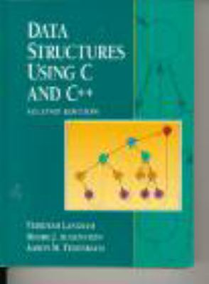 Data Structures Using C and C++ 9780130369970
