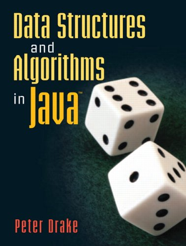 Data Structures and Algorithms in Java 9780131469143