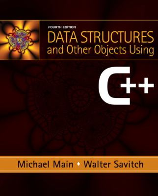 Data Structures and Other Objects Using C++ 9780132129480