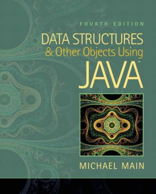 Data Structures & Other Objects Using Java 9780132576246