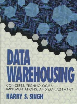 Data Warehousing 9780135917930
