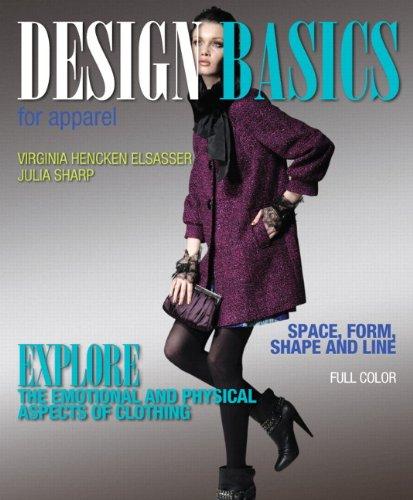 Design Basics for Apparel 9780132375283
