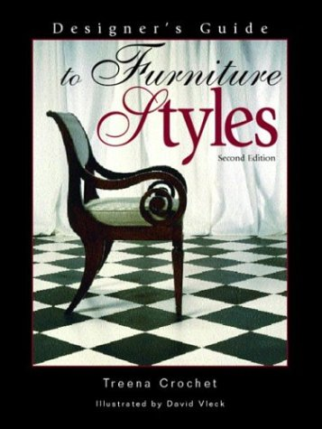 Designer's Guide to Furniture Styles 9780130447579